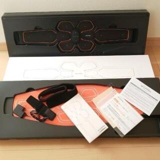 シックスパッド(SIXPAD)のメーカー保証 販売証明あり SIXPAD Abs Belt アブズベルト(トレーニング用品)