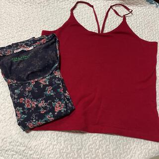 ローラアシュレイ(LAURA ASHLEY)のローラアシュレイ キャミソール&Tシャツ(Tシャツ(半袖/袖なし))