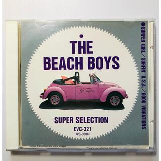 THE BEACH BOYS ザ・ビーチボーイズ スーパーセレクション CD