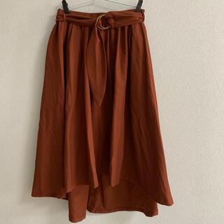 オリーブデオリーブ(OLIVEdesOLIVE)の21.ロングスカート(ひざ丈スカート)