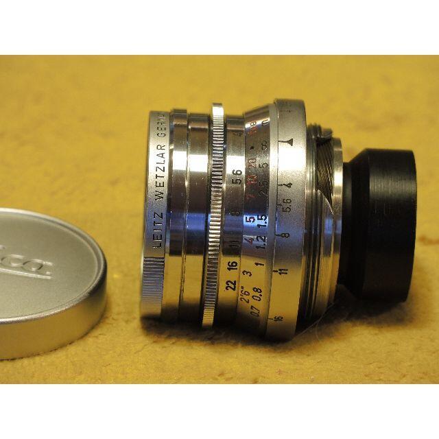 LEICA(ライカ)のLeica superangulon 21mm F4 Lマウント 美品! スマホ/家電/カメラのカメラ(レンズ(単焦点))の商品写真