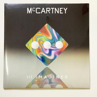 Pink 盤 マッカートニー 3 Imagined Paul レコード