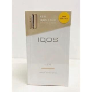 IQOS - 新品未開封 IQOS DUO ゴールド アイコス デュオ