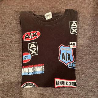アルマーニエクスチェンジ(ARMANI EXCHANGE)のAIX アルマーニエクスチェンジ Tシャツ Sサイズ(Tシャツ/カットソー(半袖/袖なし))