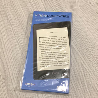 kindle paperwhite 防水機能搭載wifi 32GB 広告付き