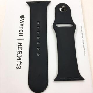 Apple Watch - アップルウォッチ エルメス スポーツバンド Apple Watch 40mm 黒