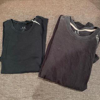 アルマーニエクスチェンジ(ARMANI EXCHANGE)のAIX アルマーニエクスチェンジ Tシャツセット(Tシャツ/カットソー(半袖/袖なし))