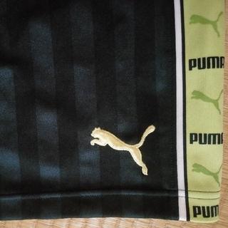プーマ(PUMA)のPUMA プーマ ジャージ ハーフパンツ ライム 155(ジャージ)