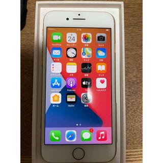 iPhone - iphone8 64GB SIMフリー ゴールド
