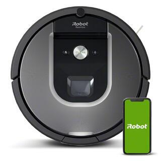 アイロボット(iRobot)のルンバ960 Roomba960 iRobot Wifi Alexa対応(掃除機)