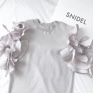 snidel - snidel トップス