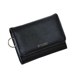 マッキントッシュフィロソフィー(MACKINTOSH PHILOSOPHY)のモノマックス  付録 マッキントッシュ フィロソフィー 5大価値ミニ財布(折り財布)