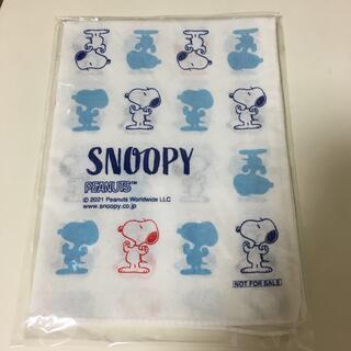 スヌーピー(SNOOPY)の新品 未使用 スヌーピー 手ぬぐい(日用品/生活雑貨)