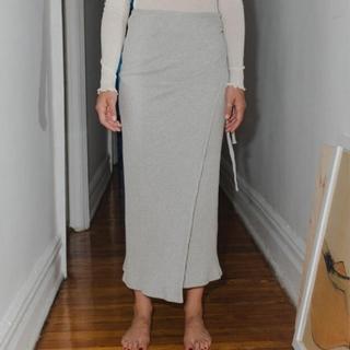 EDIT.FOR LULU - Baserange Brig skirt スカート xs 新品未使用