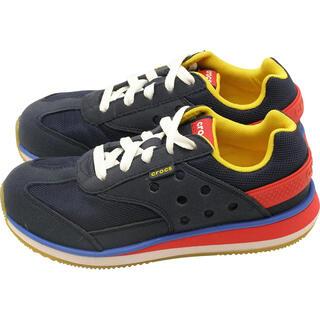 クロックス(crocs)の【crocs】クロックス  キッズ ジュニア  シューズ 20cm 【新品】(スニーカー)