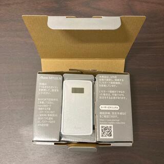 エヌイーシー(NEC)の NEC Aterm モバイルルーター MP02LN SW (その他)