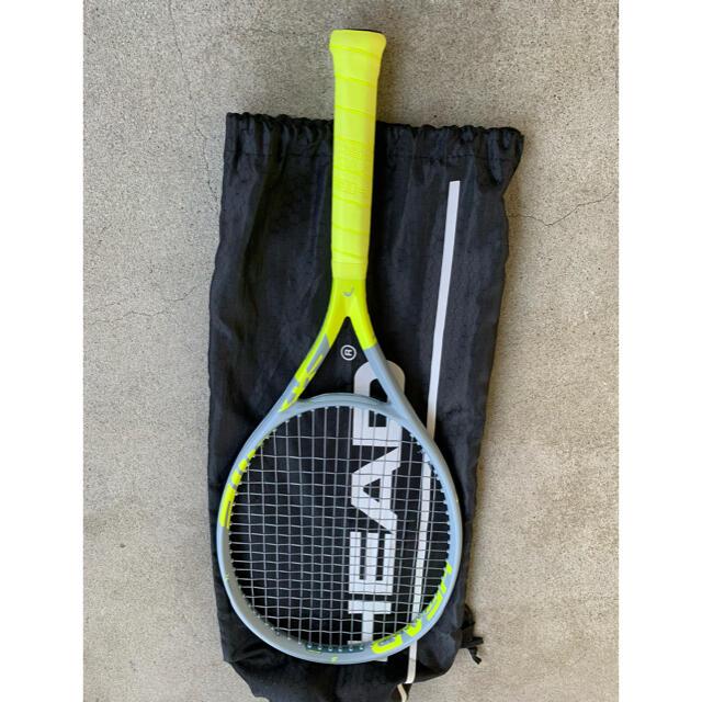 HEAD(ヘッド)の 最安値!HEAD G360+ EXTREME S  G2 エクストリーム スポーツ/アウトドアのテニス(ラケット)の商品写真