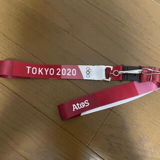 東京オリンピック2020 非売品 ネックストラップ