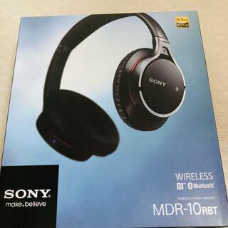 ソニー(SONY)のSONY MDR−10 MDR-10RBT(ヘッドフォン/イヤフォン)