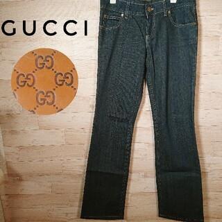 Gucci - GUCCI グッチ デニム ジーンズ gg