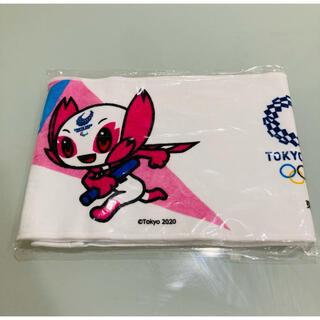【新品未開封】東京 2020 オリンピック マフラー タオル  記念