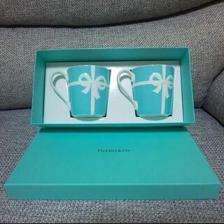 Tiffany & Co. - TIFFANYペアマグカップ