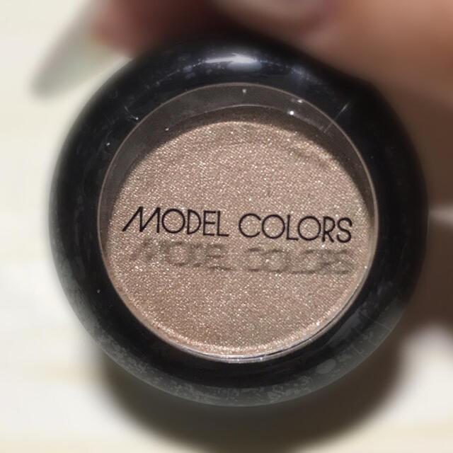 アイシャドウ*ベージュ*モデルカラーズ コスメ/美容のベースメイク/化粧品(アイシャドウ)の商品写真