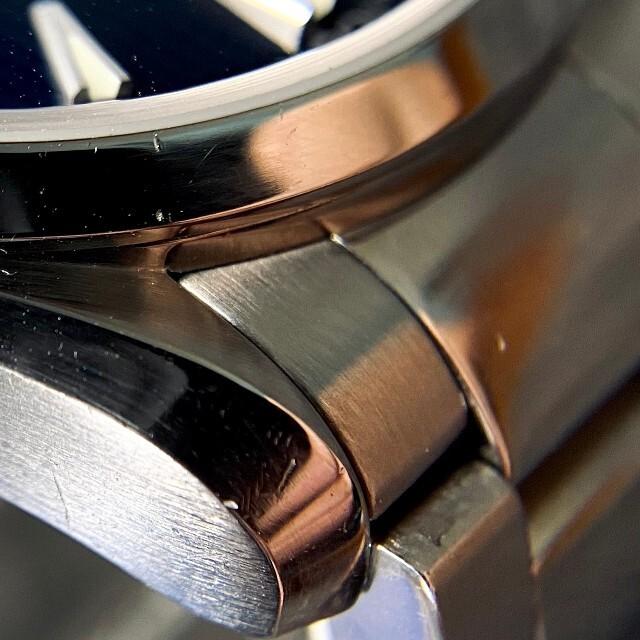 OMEGA(オメガ)のオメガ シーマスター アクアテラ コーアクシャル 自動巻腕時計 メンズの時計(腕時計(アナログ))の商品写真