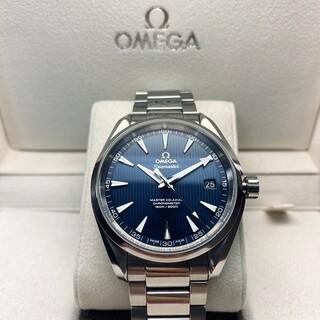 OMEGA - オメガ シーマスター アクアテラ コーアクシャル 自動巻腕時計