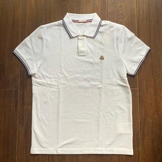 モンクレール(MONCLER)のMONCLER モンクレール ポロシャツ M(ポロシャツ)