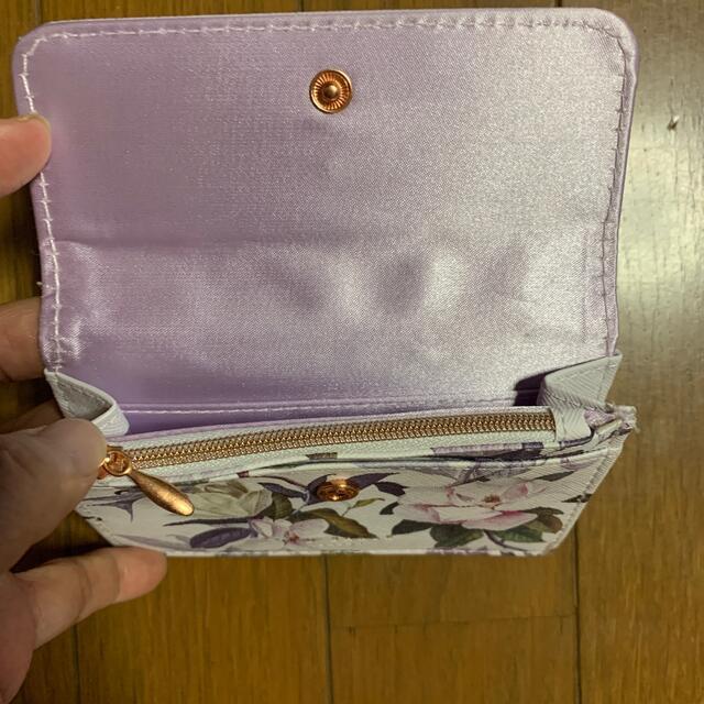 TED BAKER(テッドベイカー)のテッドベイカーのミニ財布 レディースのファッション小物(財布)の商品写真