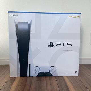 PlayStation - 【新品未開封】PS5 本体(CFI-1000A01)