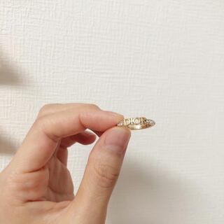 ディオール 指輪 リング キラキラ