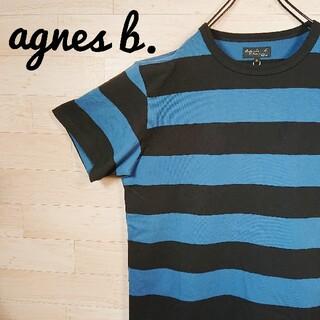 agnes b. - 【新品】 アニエスベー ボーダー シャツ カットソー タグ付き