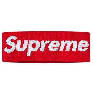 Supreme - Supreme 18AW New Era Big Logo Headband