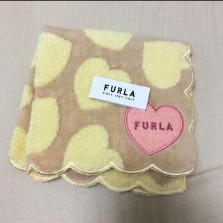 フルラ(Furla)のフルラ タオルハンカチ 新品(ハンカチ)