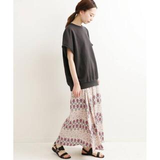 IENA - IENA Deveaux フラワープリントスカート