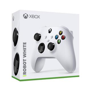 エックスボックス(Xbox)の【純正】Xbox ワイヤレス コントローラー ロボットホワイト(その他)