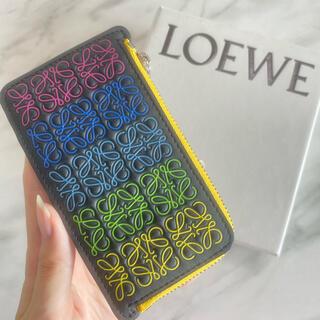 LOEWE - ラスト1【新品】LOEWE アナグラム フラグメントケース カード/コインケース
