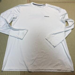 パタゴニア(patagonia)のパタゴニア ラッシュガード   L  長袖(Tシャツ/カットソー(七分/長袖))