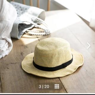 北欧暮らしの道具店 ペーパーハット 麦わら帽子 帽子 (その他)