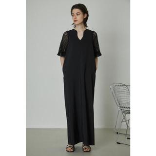 リムアーク ブラックドレス ワンピース ドレス RIM.ARK 新品