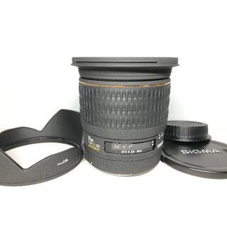 シグマ(SIGMA)のシグマ 20mm F1.8 EX DG ASPHERICAL キヤノン(レンズ(単焦点))
