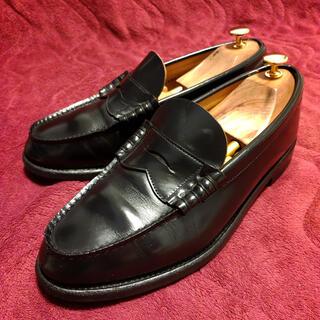 リーガル(REGAL)の【美品】 リーガル コインローファー 26cmEE 革靴 ブラック 黒 g20(ドレス/ビジネス)