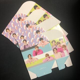 King&Prince Myojo付録 CDケース(アイドルグッズ)
