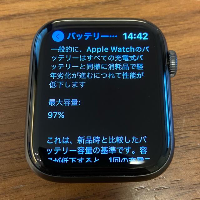 Apple Watch(アップルウォッチ)のJasonRyu様専用 スマホ/家電/カメラのスマートフォン/携帯電話(その他)の商品写真