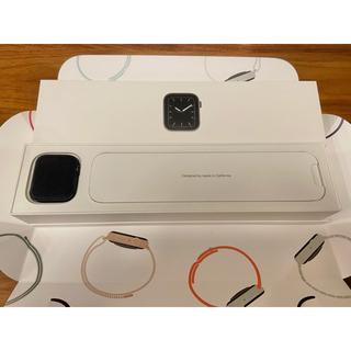 Apple Watch - Applewatch series5 44mm GPSモデル
