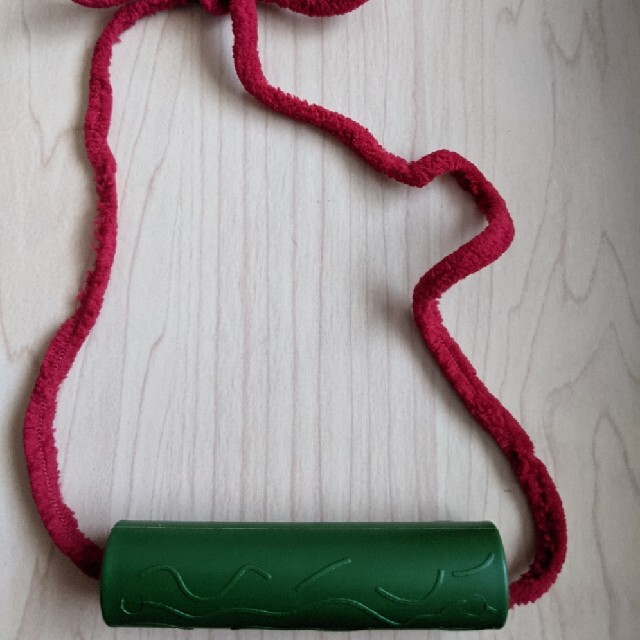 竹 口枷 口かせ コスプレ 子供用 禰豆子 エンタメ/ホビーのコスプレ(小道具)の商品写真