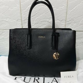 フルラ(Furla)の【美品 お値引き可】A4収納 Fulra tessa トートバッグ(ハンドバッグ)