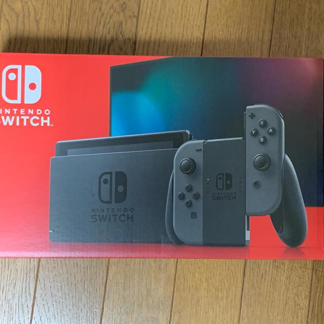 Nintendo Switch(ニンテンドースイッチ)のNintendo  Switch 新品未使用 送料込 エンタメ/ホビーのゲームソフト/ゲーム機本体(家庭用ゲーム機本体)の商品写真